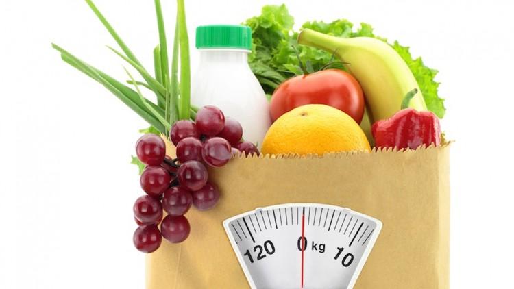 Plan alimenticio para sobrepeso